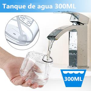 Uvistare irrigador dental deposito fácil de llenar