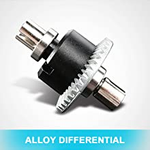 Alloy Differential