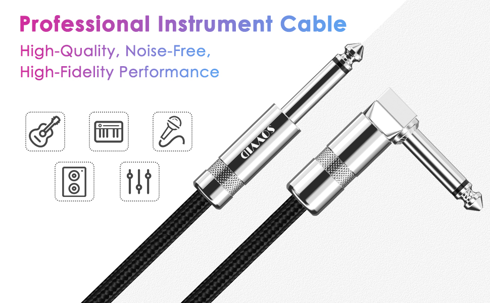 instrument cable