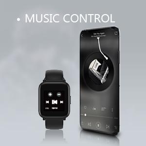 Music & Camera Control
