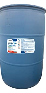55 Gallon Hand Sanitizer