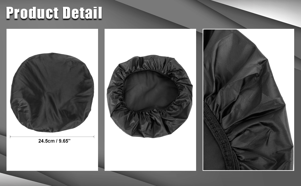 Waterproof Cover Bicycle Seat Pad Saddle Cover