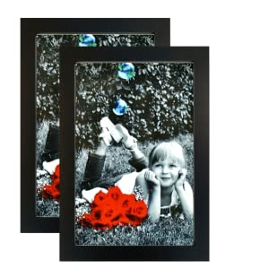 picture frames frame 8x1s standard paper black glass best amazon on for with tasse verre