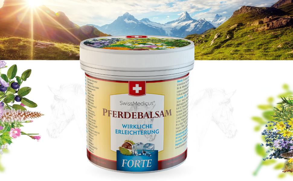 Extra starkt traditionellt schweiziskt recept med 25 örtextrakt med ökad koncentration