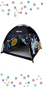 space tent rocket