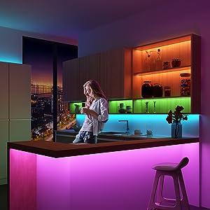 Govee luces LED Adhesiva