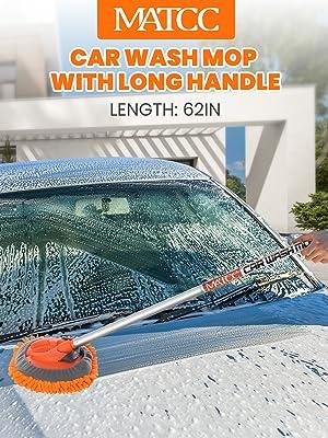 MATCC Car Wash Mop