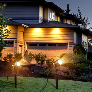 outdoor landscape lighting low voltage landscape lighting kit 120v landscape spotlight