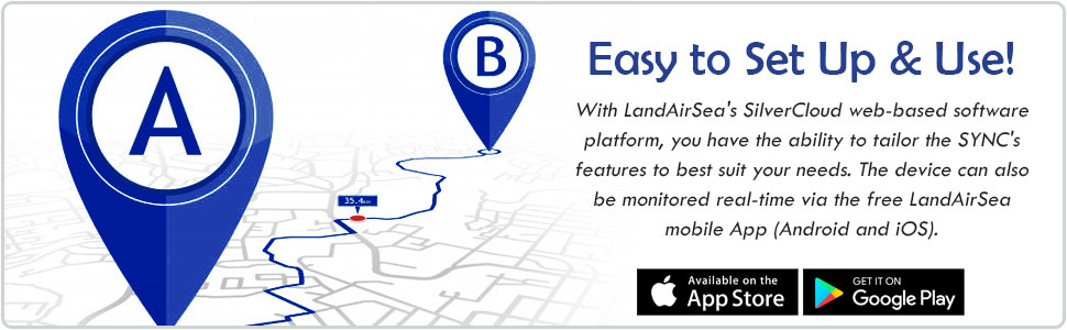 GPS Tracking device apps