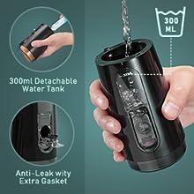 water flosser 300ml