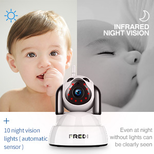 By Baby Monitor;By baby camera