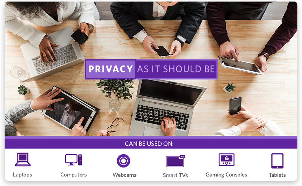 protect your privacy laptop computers webcams smart tvs gaming consoles tablets cslide c-slide