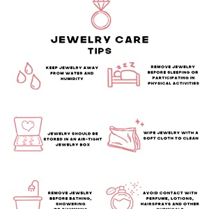Jewellery Caring Tips