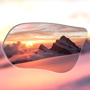 傷つき防止レンズ