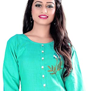Beautiful kurti plazzo set