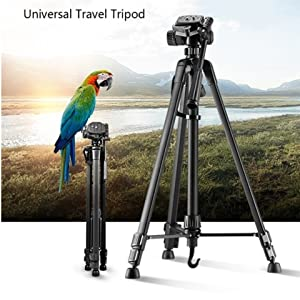 online classes teaching student tripod stand selfie mount clip bracket screw dslr mobile camera stan