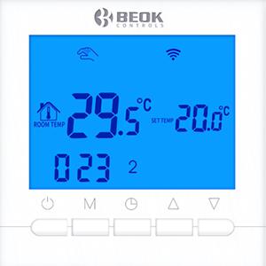 Beok BOT-313 WiFi Programable Cableado Digital Calderas De Gas ...
