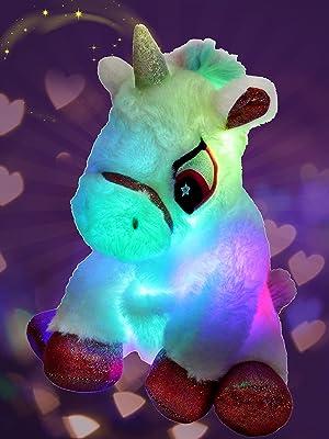 glow unicorn