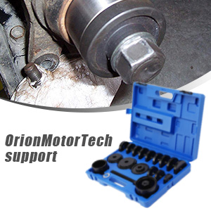 FWD Front Wheel Drive Bearing Adapters Puller Press Replacement Installer Removal Tool Kit