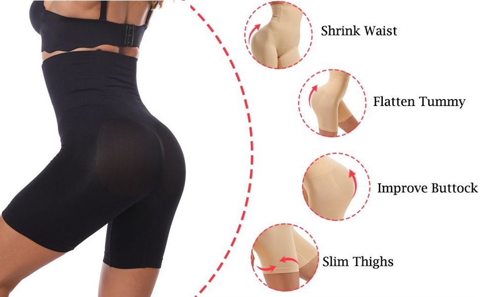tummy control panties