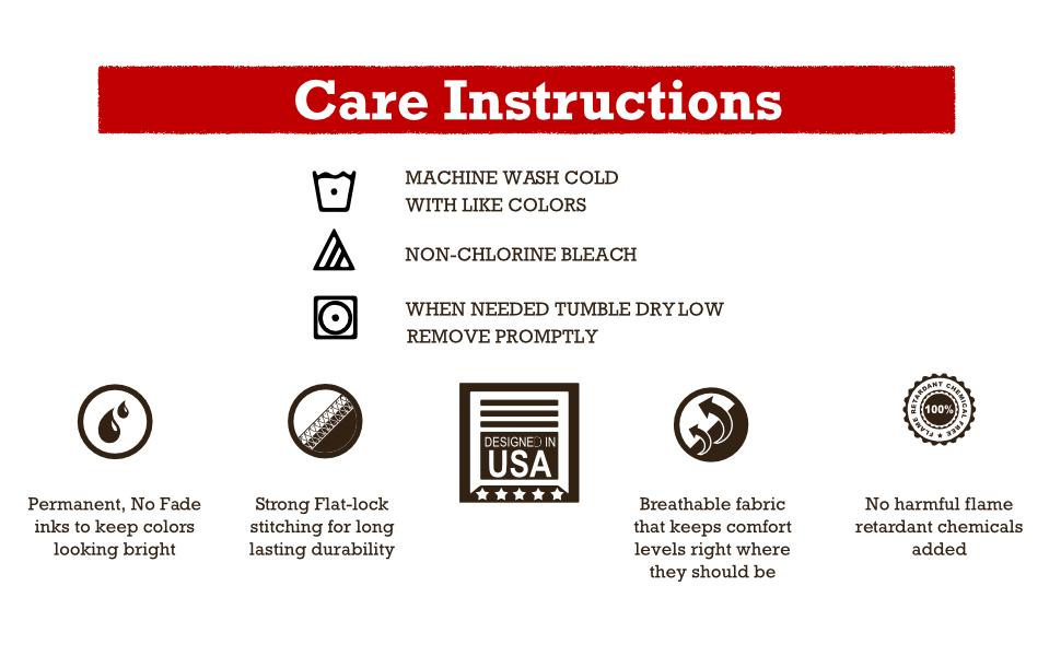 Care Instruction