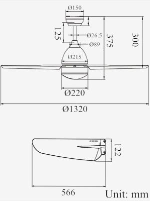 ventilateur plafond silencieux pour chambre