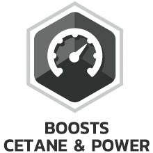 Boosts Cetane & Power