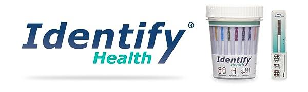13 Panel Urine Test Cups Identify Health Screening Kits CLIA Waived Testing
