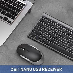 2 in 1 nano usb receiver