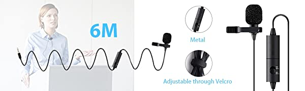 BIG LONG WIRE MIC MICROPHONE FOR AUDIO LIVE STREAM VOICE RECORD CONFERENCE STAGE ONLINE SHOW SCHOOL