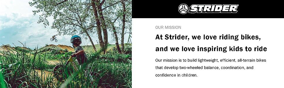 Strider: Mission Banner