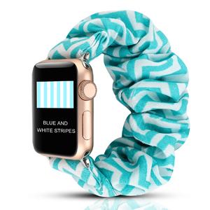 green stripe apple watch abnd