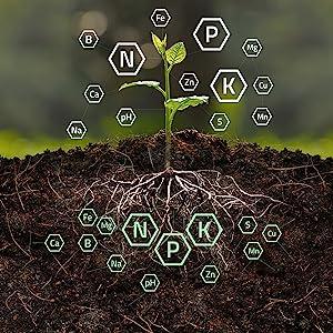 Soil Test Kit, Organic Fertilizer, Soil Test, Soil Testing, Organic Gardening, pH, Soil pH