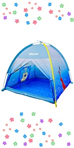girl tent
