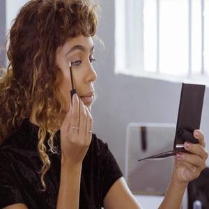 lashes; lash, makeup, sarah maxwell; maxwell