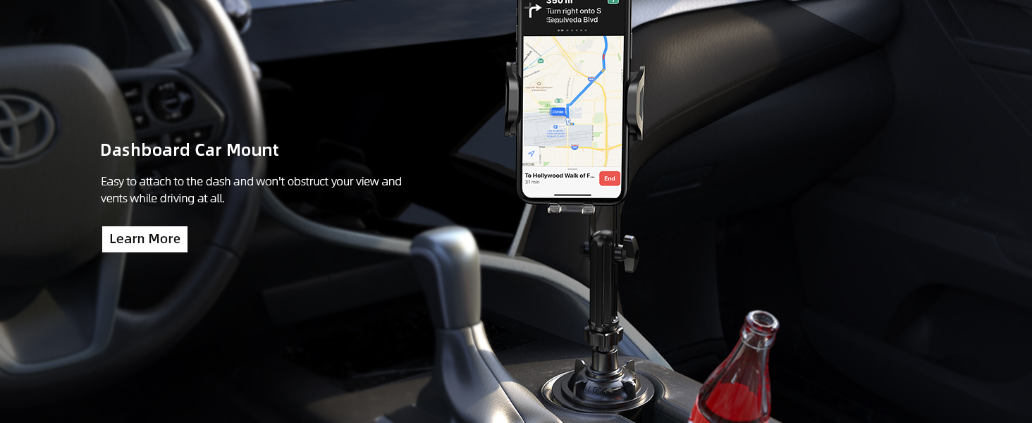 car cell phone stand