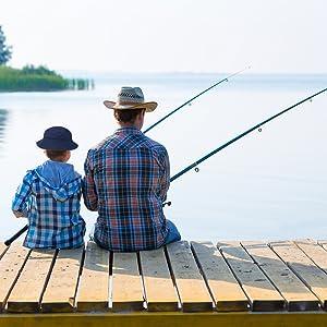 baby fishing hat