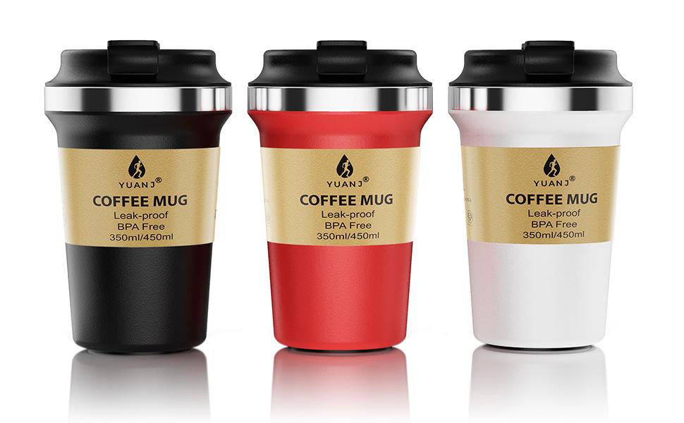 Yuanj Premium thermo mug