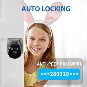 anti peep password