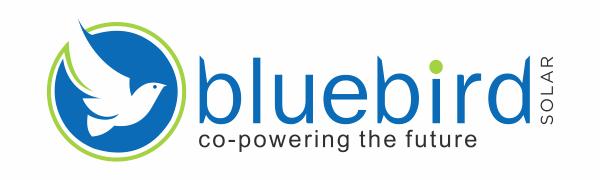 Bluebird Solar panels