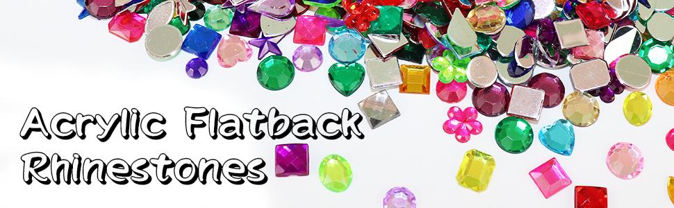 12 Different Shape Gems