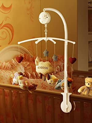 baby mobile crib
