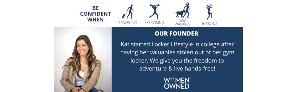 Locker Lifestyle Founder