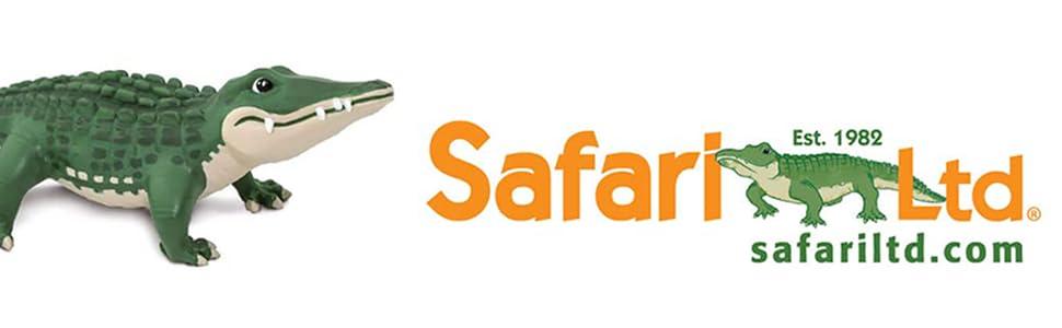 Safari Ltd., Animal figurines, animal plastic toys