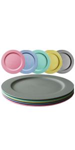 Dinner Plate, Dessert Plate, Deep Plate