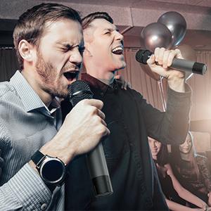singsing microphone