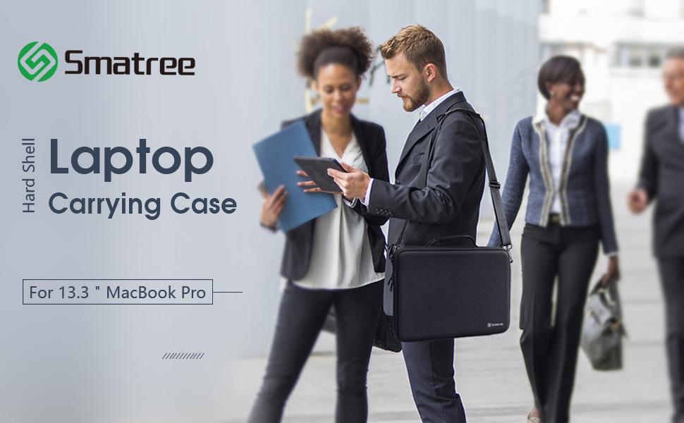 smatree hard case for 13.3 inch macbook pro macbook air