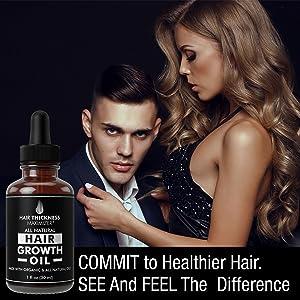 hair growth oil commit to healthier hair