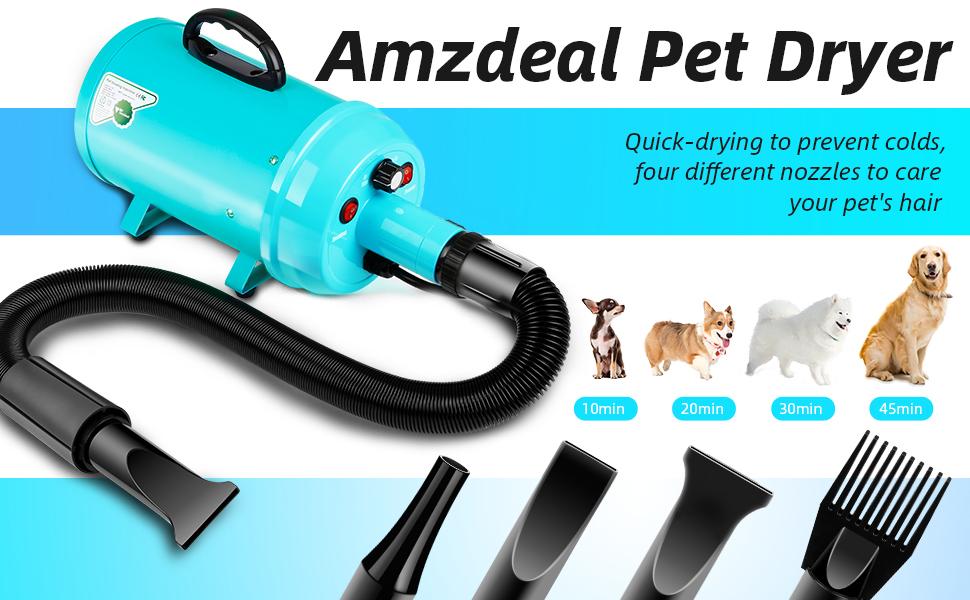 Dog dryer, dog hair dryer, pet dryer, pet hair dryer, dog grooming blower, pet blaster