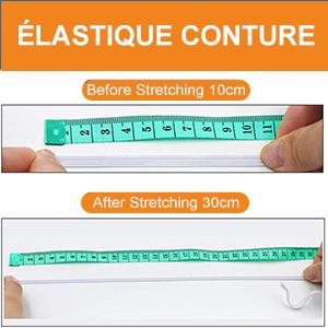 6mm Goma Elastica Costura Elastico Costura Elástica Cinta Elástica ...